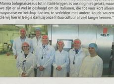 Manna investeert fors in nieuwe productlijn