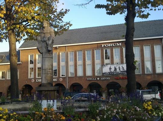 Marktplein Schoten