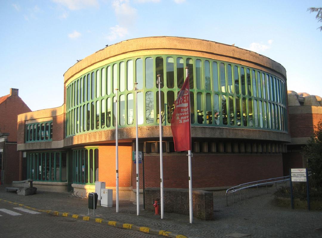 Braembibliotheek Schoten