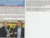Maarten De Veuster trots op drie jaar N-VA-bestuur en op zoek naar nieuw bloed